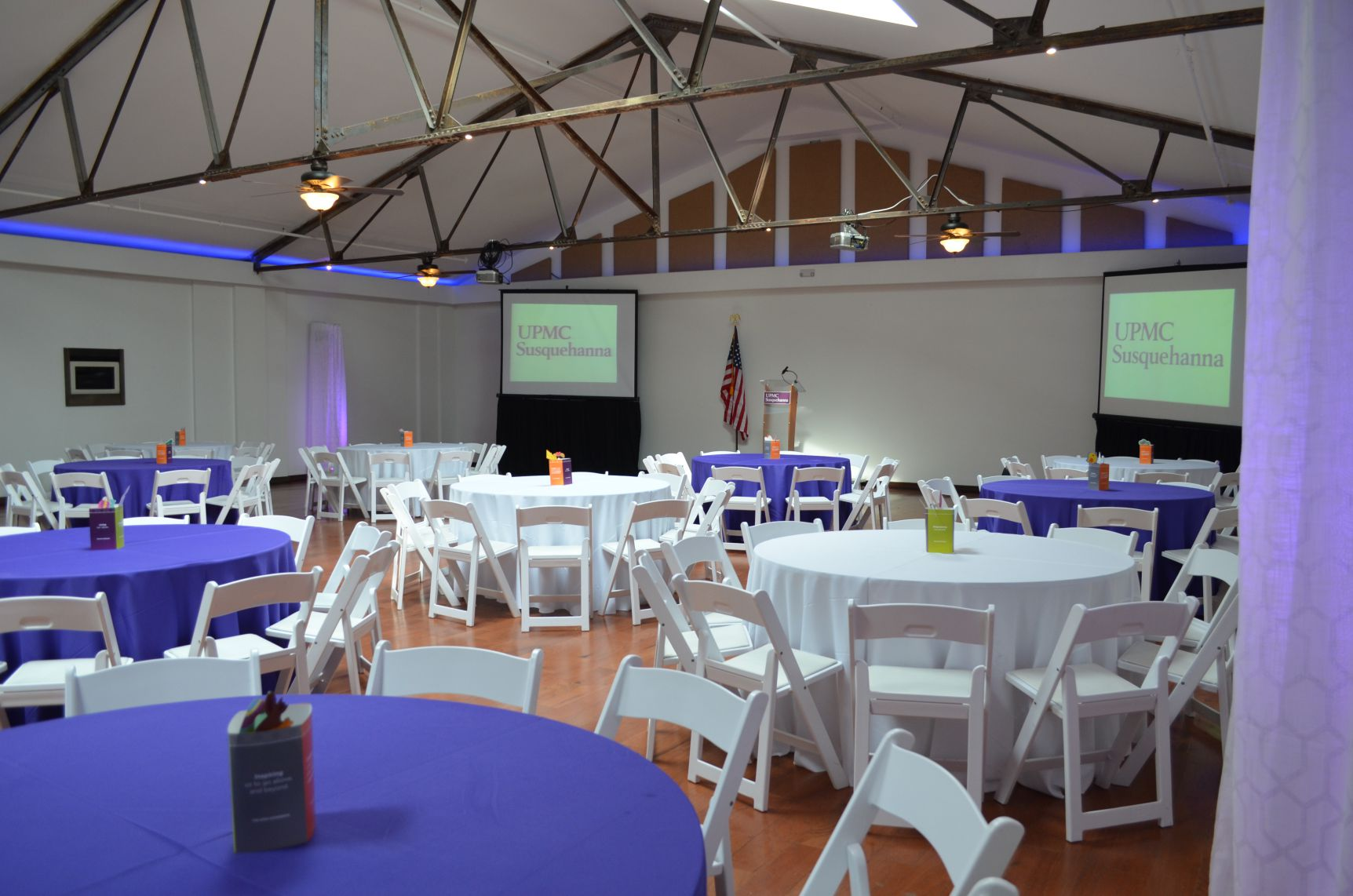 corporate event training