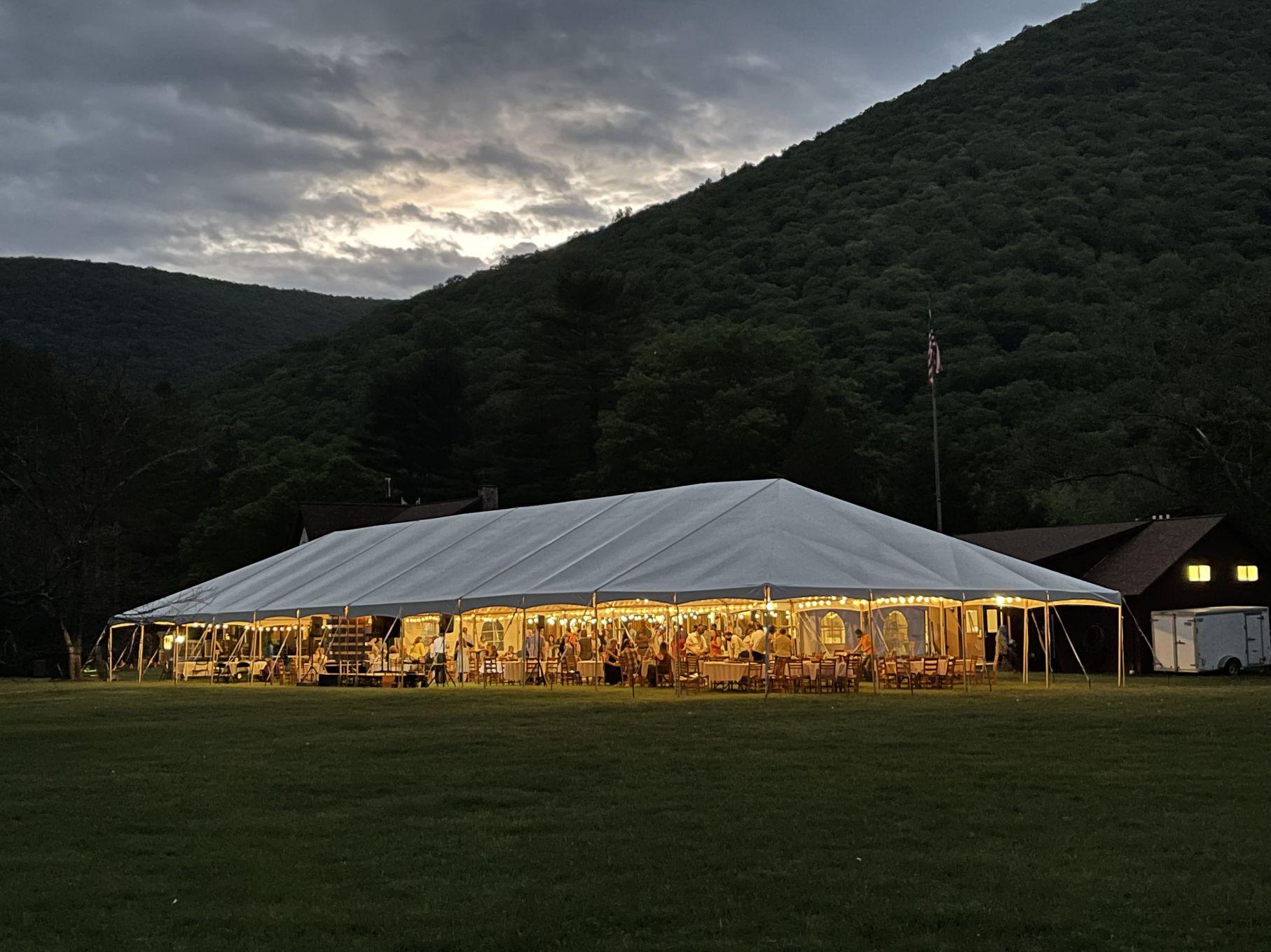 farrington place tent rentals gallery
